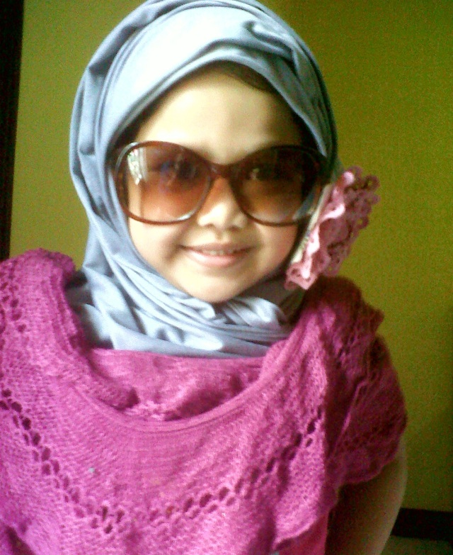 Little hijaber :-*